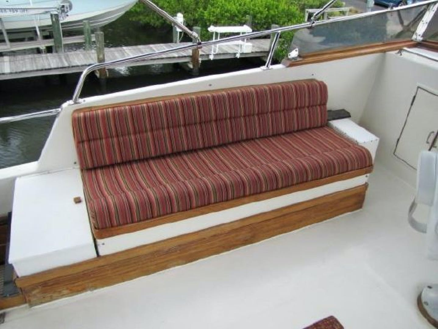 1984 Ocean Alexander 43' Aft Cabin Two If By Sea | Picture 6 of 87