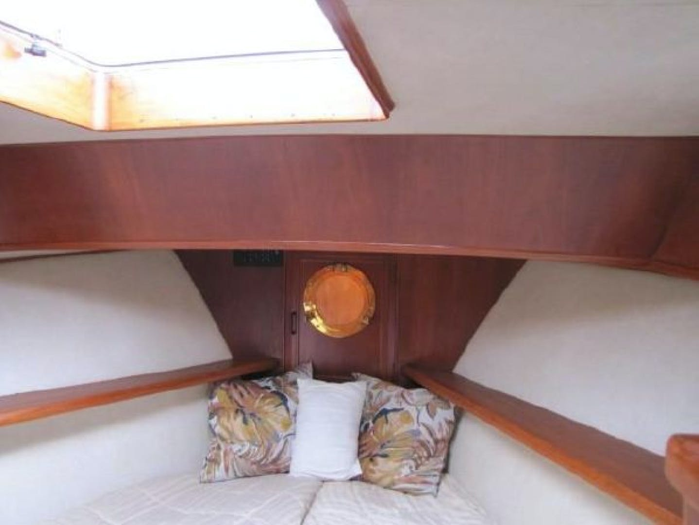 1984 Ocean Alexander 43' Aft Cabin Two If By Sea | Picture 3 of 87