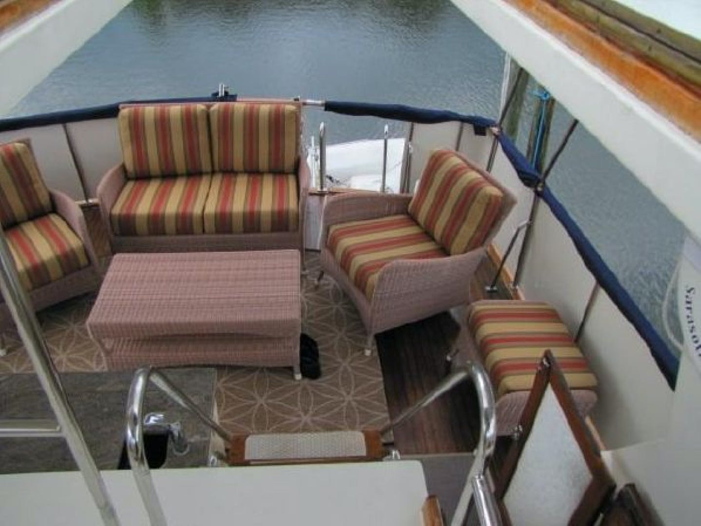 1984 Ocean Alexander 43' Aft Cabin Two If By Sea | Picture 8 of 87