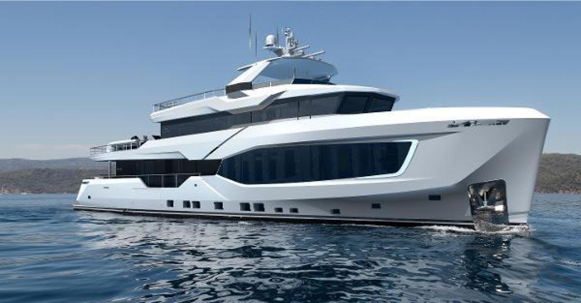 2020 Numarine 121' 37XP 37XP HULL 3 | Picture 1 of 1