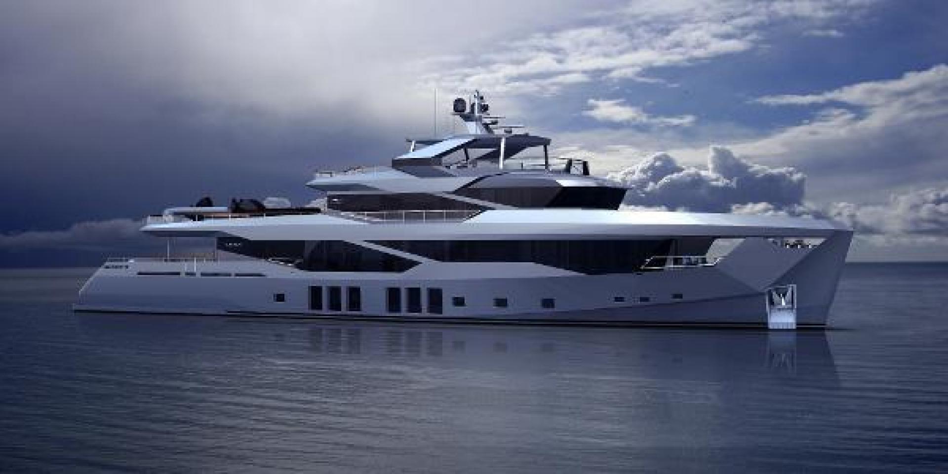 "2020 Numarine 147' 45XP ""45XP Hull 1"""
