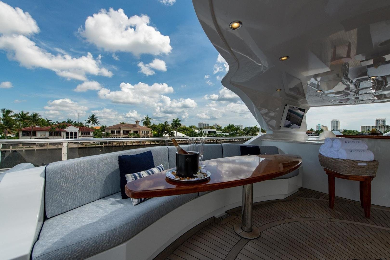 2013 Richmond Yachts 150' Tri-deck Motor Yacht Revive | Picture 7 of 164