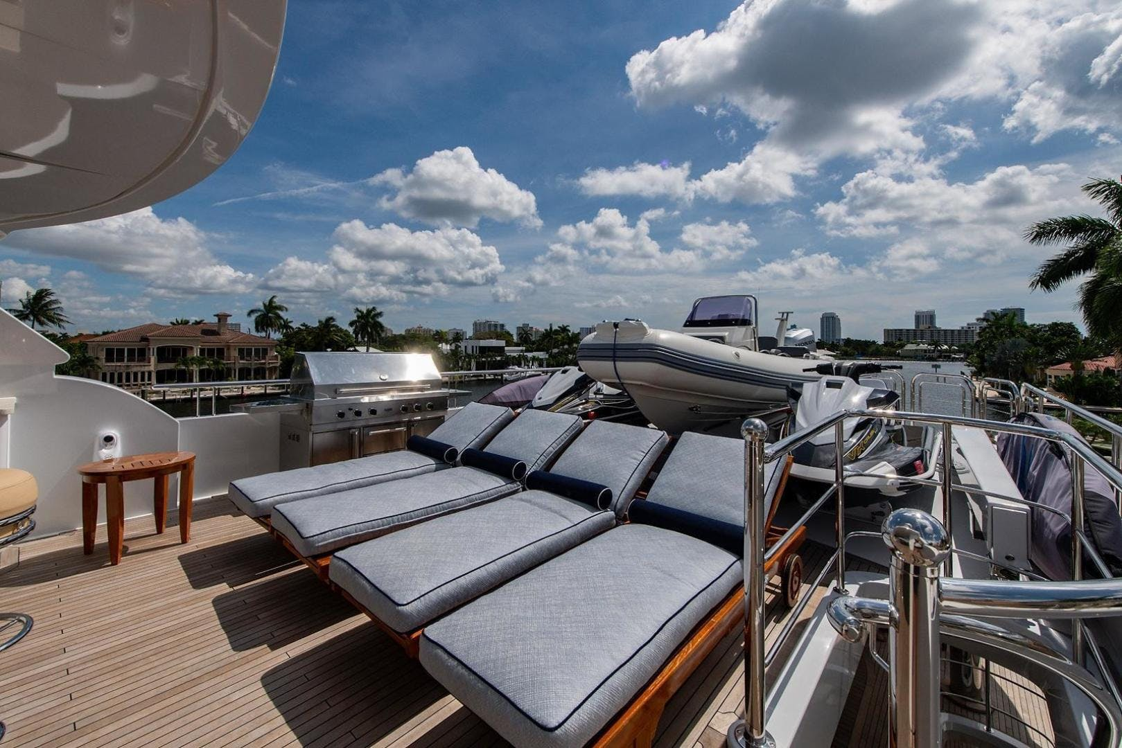2013 Richmond Yachts 150' Tri-deck Motor Yacht Revive | Picture 8 of 164