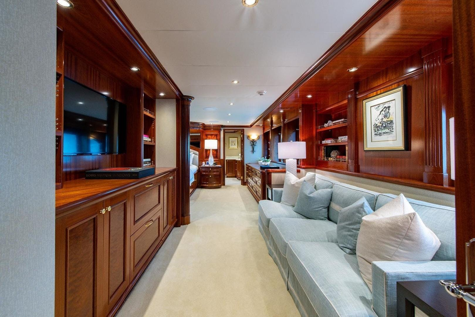 2013 Richmond Yachts 150' Tri-deck Motor Yacht Revive | Picture 4 of 164