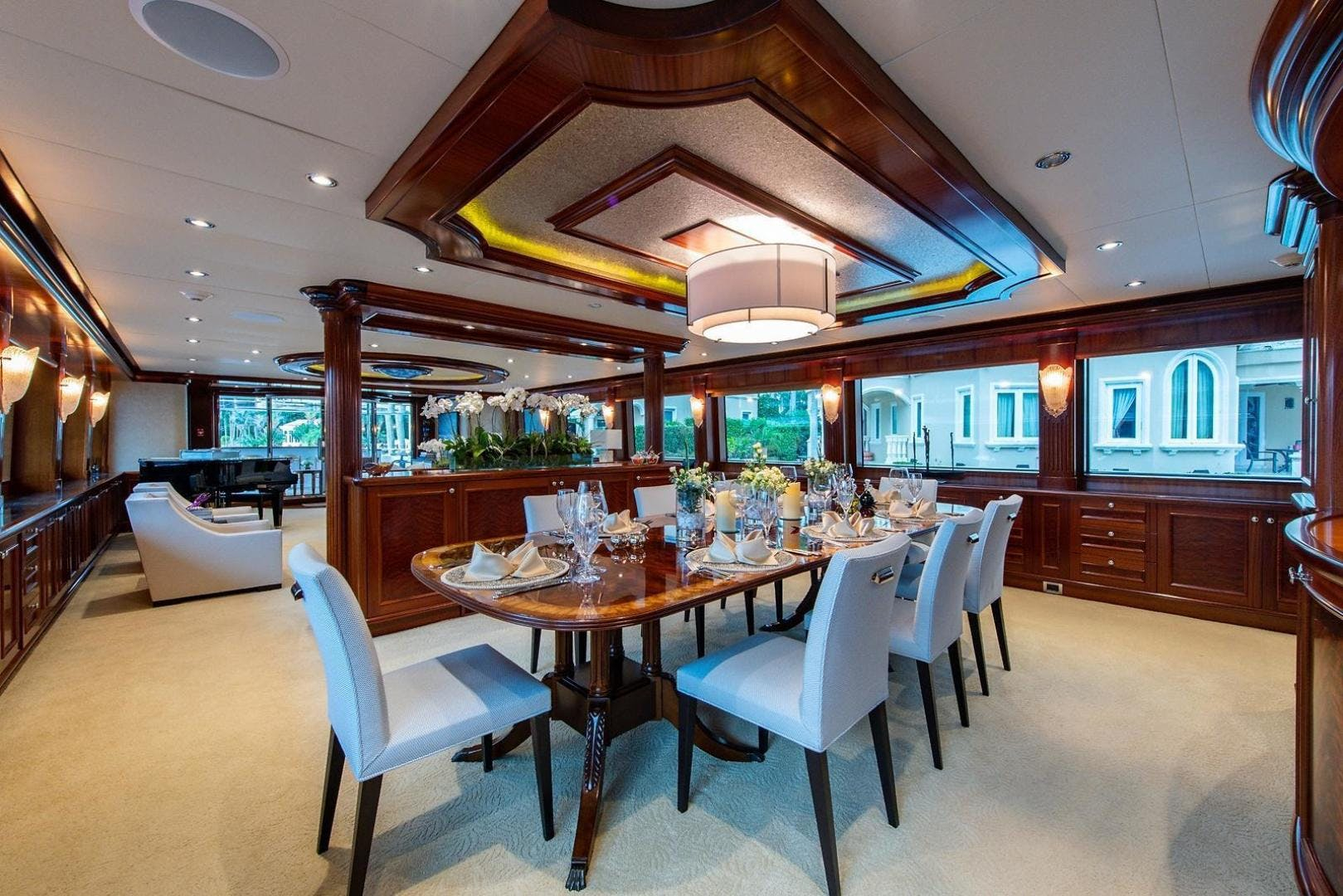 2013 Richmond Yachts 150' Tri-deck Motor Yacht Revive | Picture 1 of 164