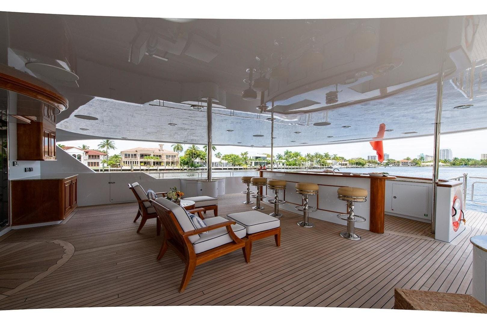 2013 Richmond Yachts 150' Tri-deck Motor Yacht Revive | Picture 5 of 164