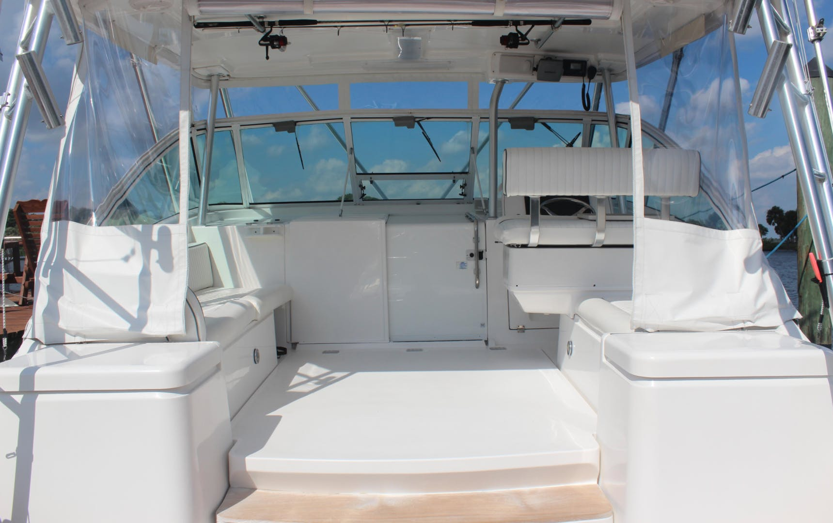 2004 Luhrs 36' Open Fish BUCKET LIST | Picture 2 of 21