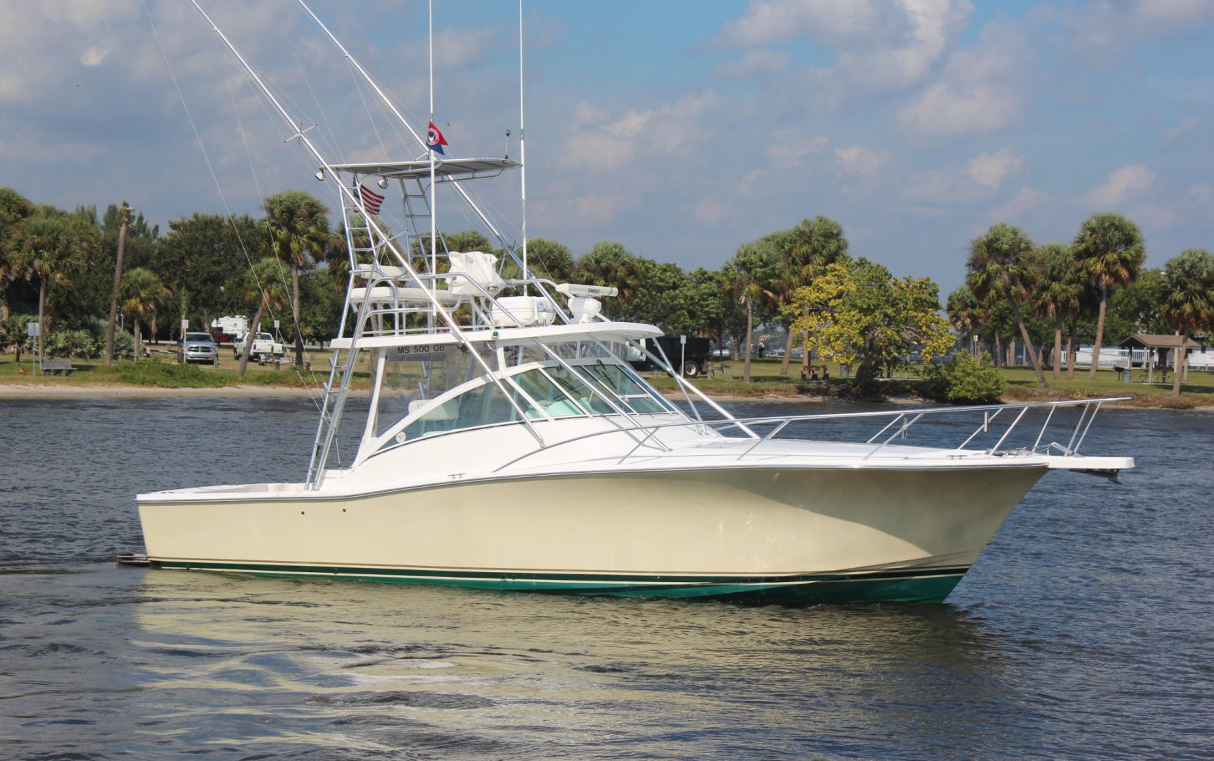 2004 Luhrs 36' Open Fish BUCKET LIST | Picture 1 of 21