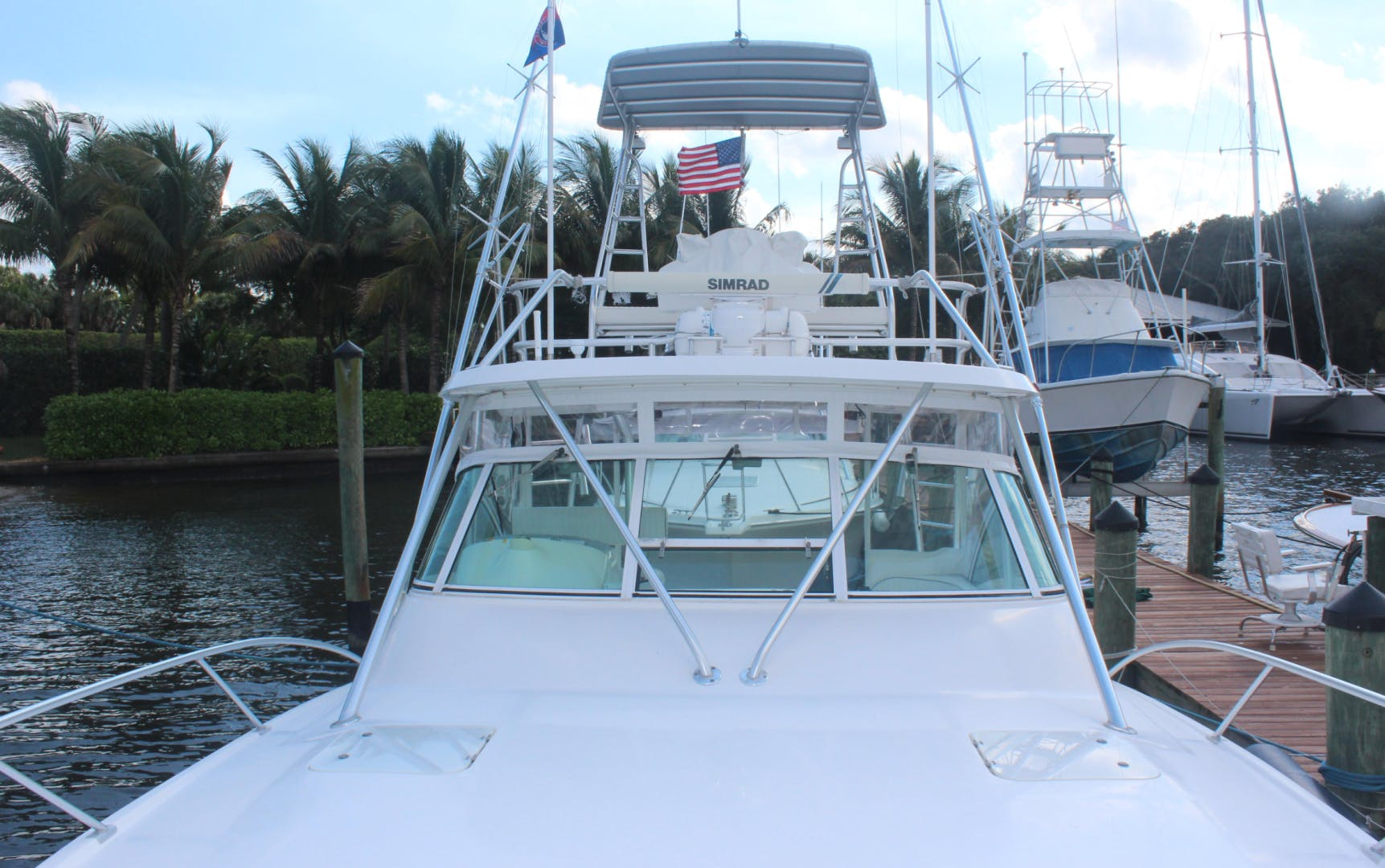 2004 Luhrs 36' Open Fish BUCKET LIST | Picture 4 of 21