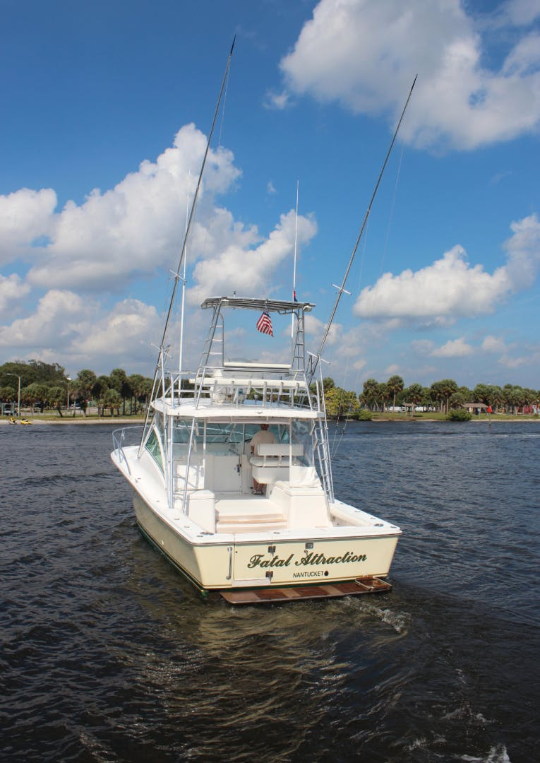 2004 Luhrs 36' Open Fish BUCKET LIST | Picture 5 of 21