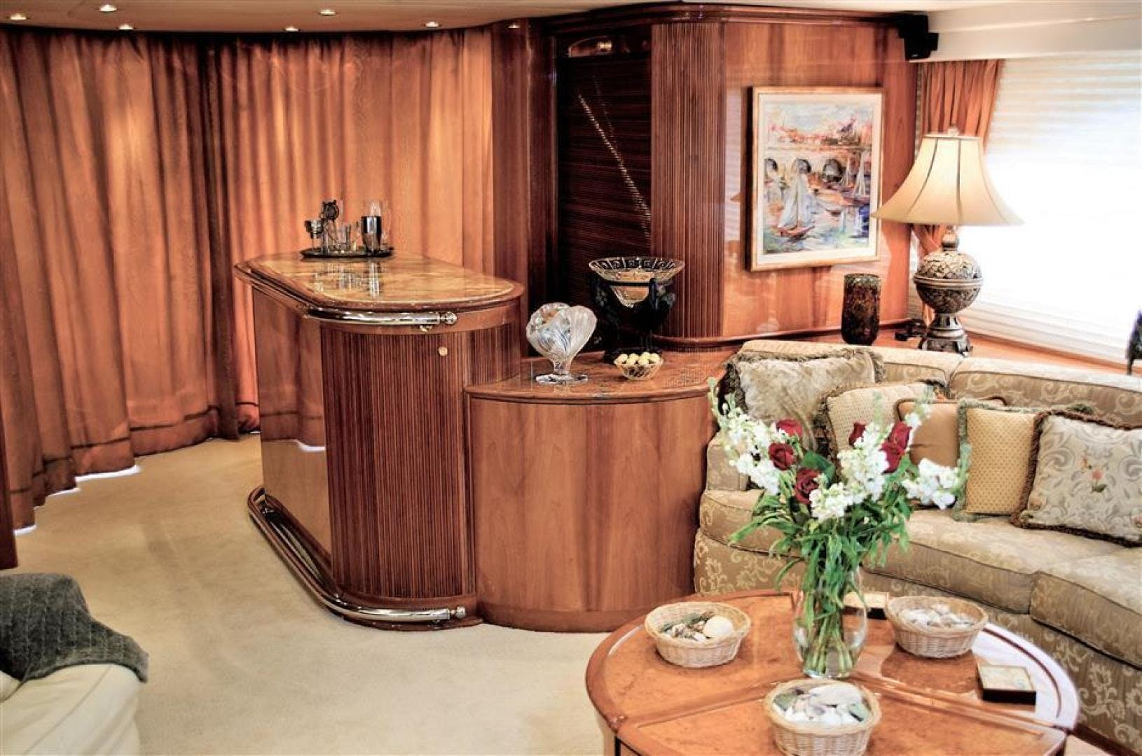 2000 Azimut 100' Jumbo Carobelle | Picture 8 of 87
