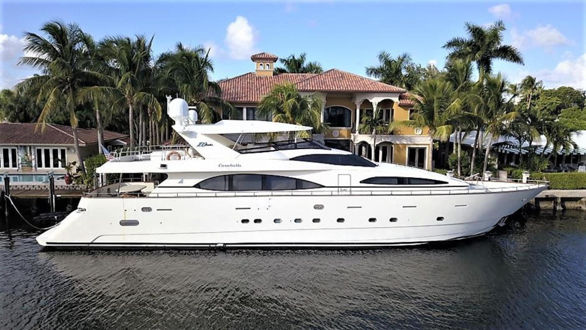 2000 Azimut 100' Jumbo Carobelle | Picture 1 of 87