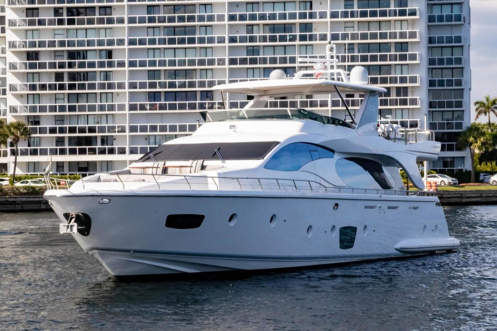 2007 Azimut 85' Flybridge Blue | Picture 8 of 56