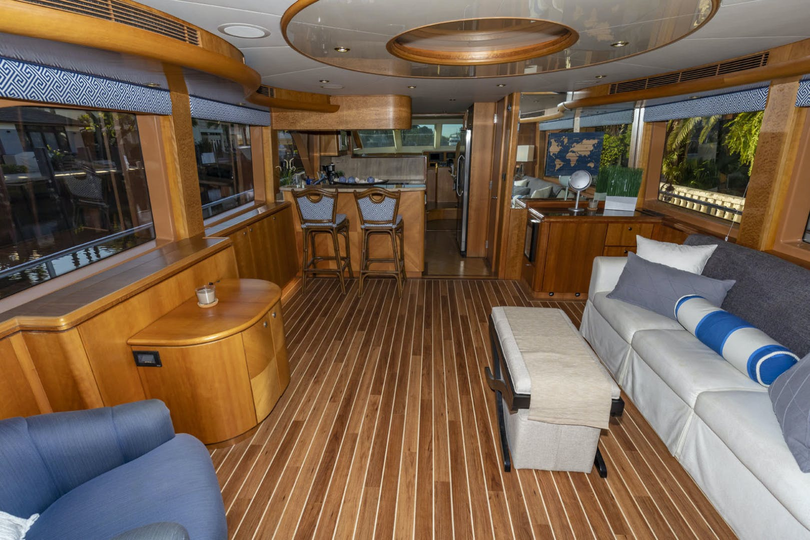 2005 Cheoy Lee 68' 68 Motor Yacht VENTURE | Picture 2 of 92