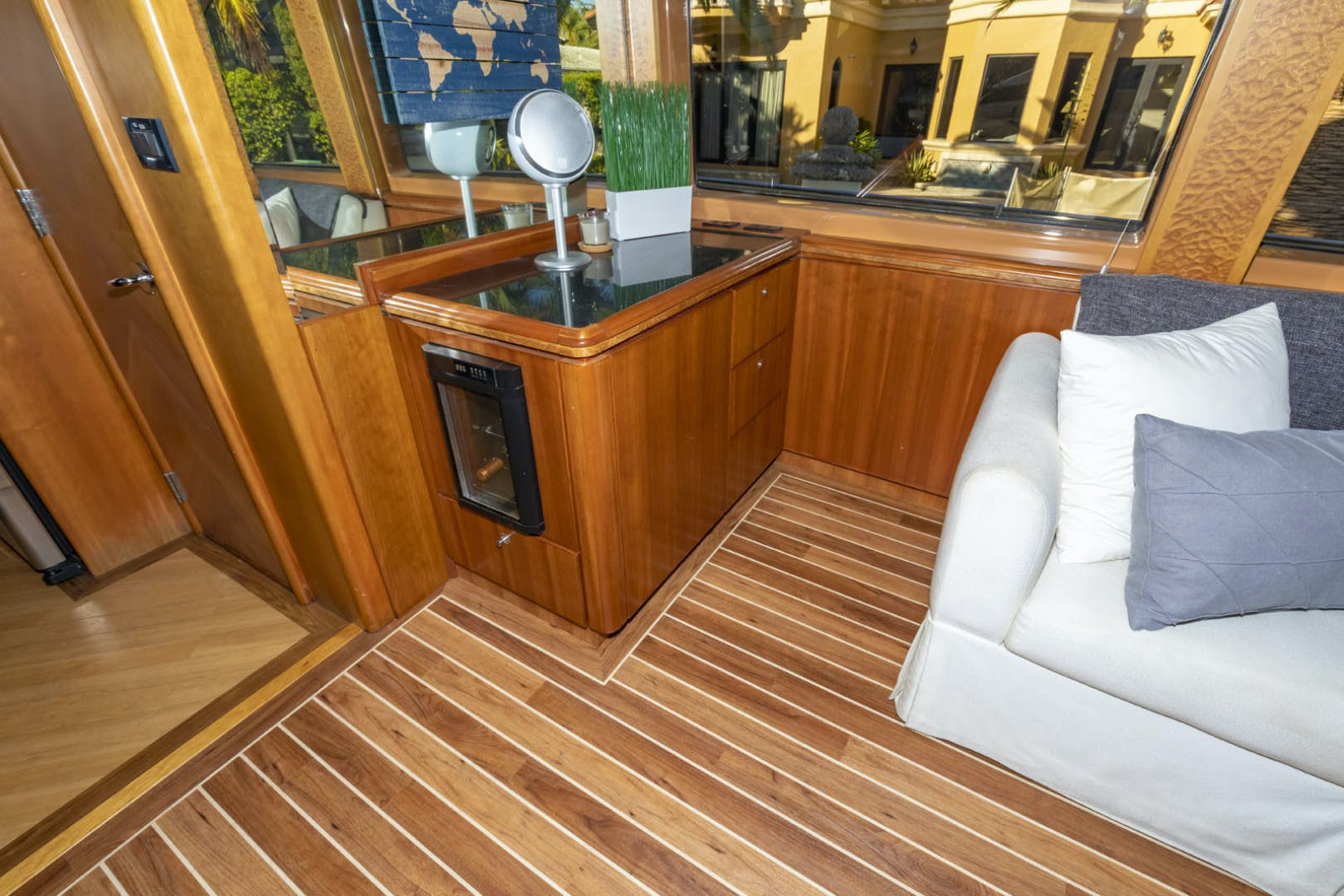 2005 Cheoy Lee 68' 68 Motor Yacht VENTURE | Picture 7 of 92