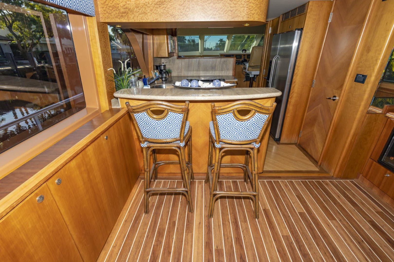 2005 Cheoy Lee 68' 68 Motor Yacht VENTURE | Picture 1 of 92