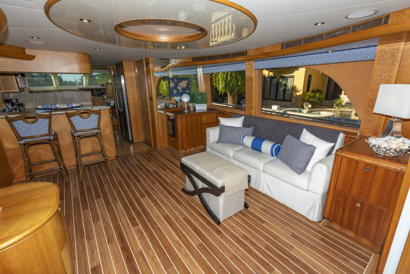 2005 Cheoy Lee 68' 68 Motor Yacht VENTURE | Picture 3 of 92