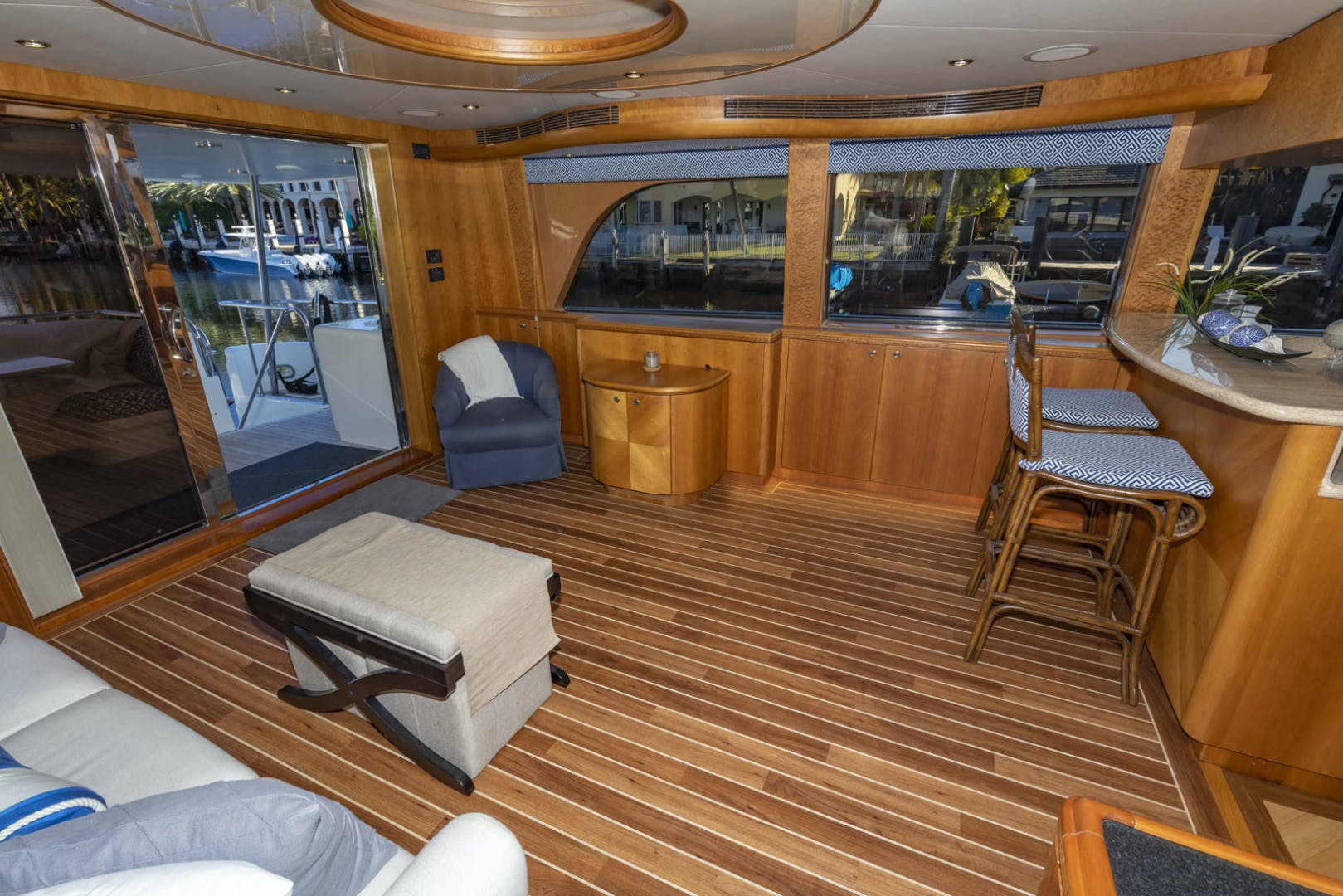 2005 Cheoy Lee 68' 68 Motor Yacht VENTURE | Picture 6 of 92