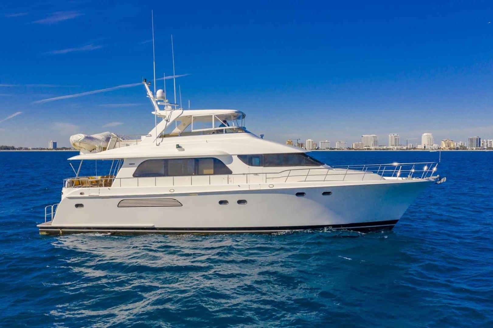 "2005 Cheoy Lee 68' 68 Motor Yacht ""VENTURE"""