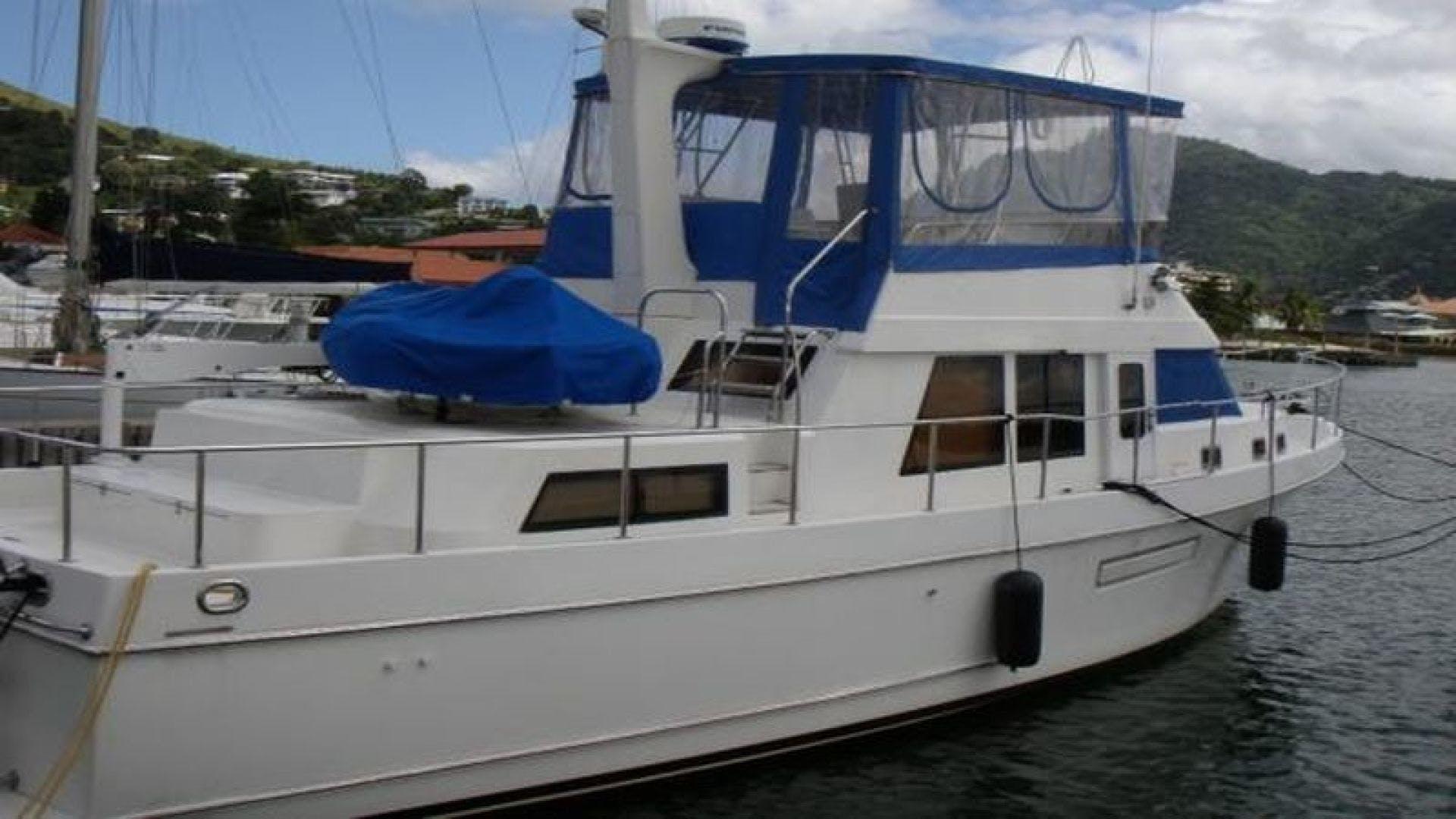 2005 Ocean Alexander 45' Motor Kismet   Picture 1 of 20