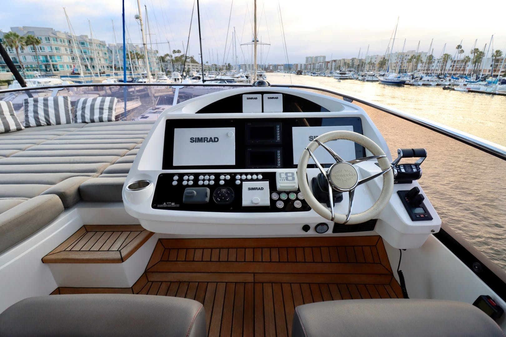 2017 Sunseeker 75' Yacht Mojo Risin | Picture 2 of 63