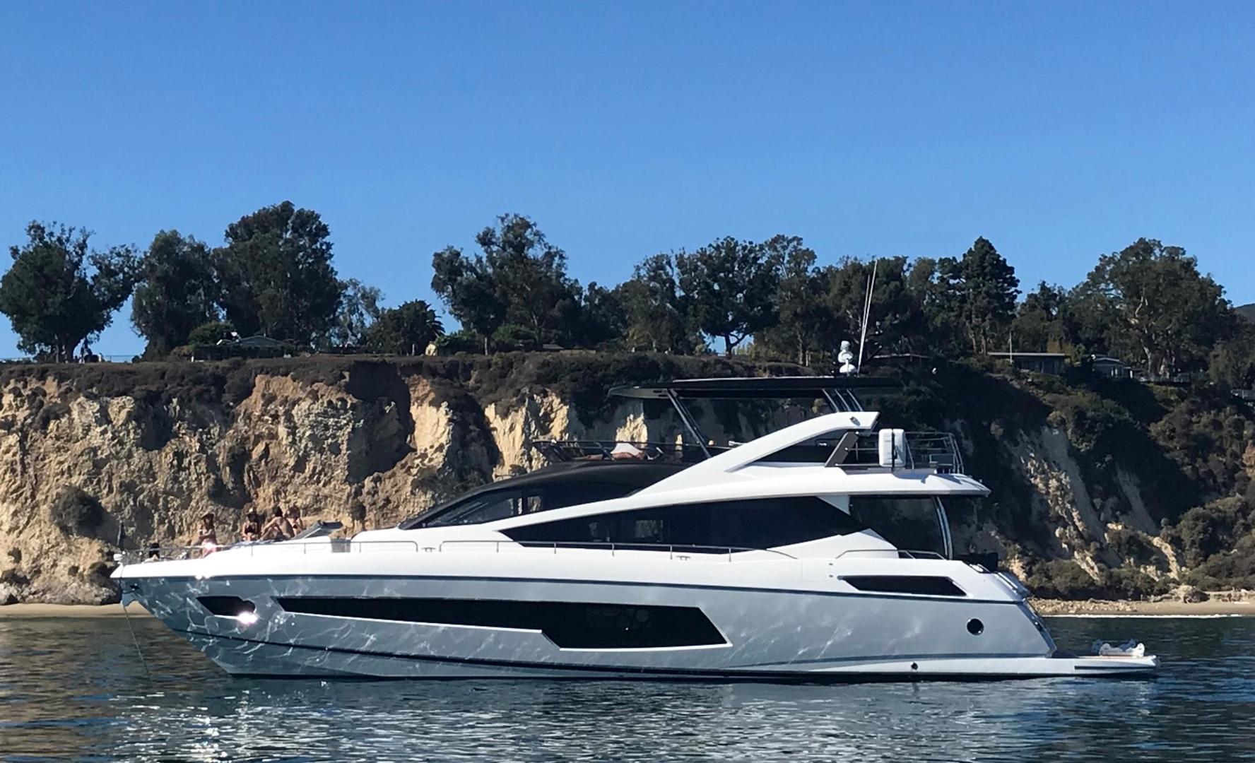 """2017 Sunseeker 75' Yacht """"Mojo Risin"""""""