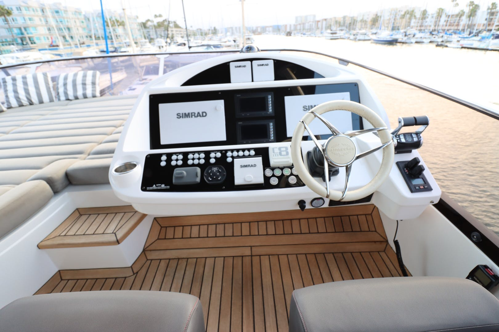 2017 Sunseeker 75' Yacht Mojo Risin | Picture 3 of 63
