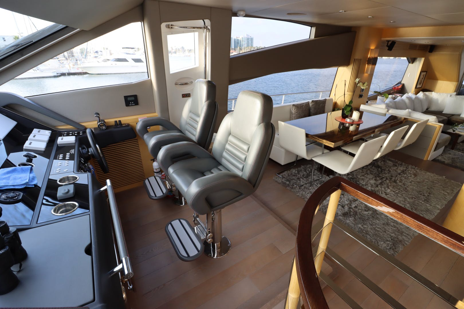 2017 Sunseeker 75' Yacht Mojo Risin | Picture 5 of 63