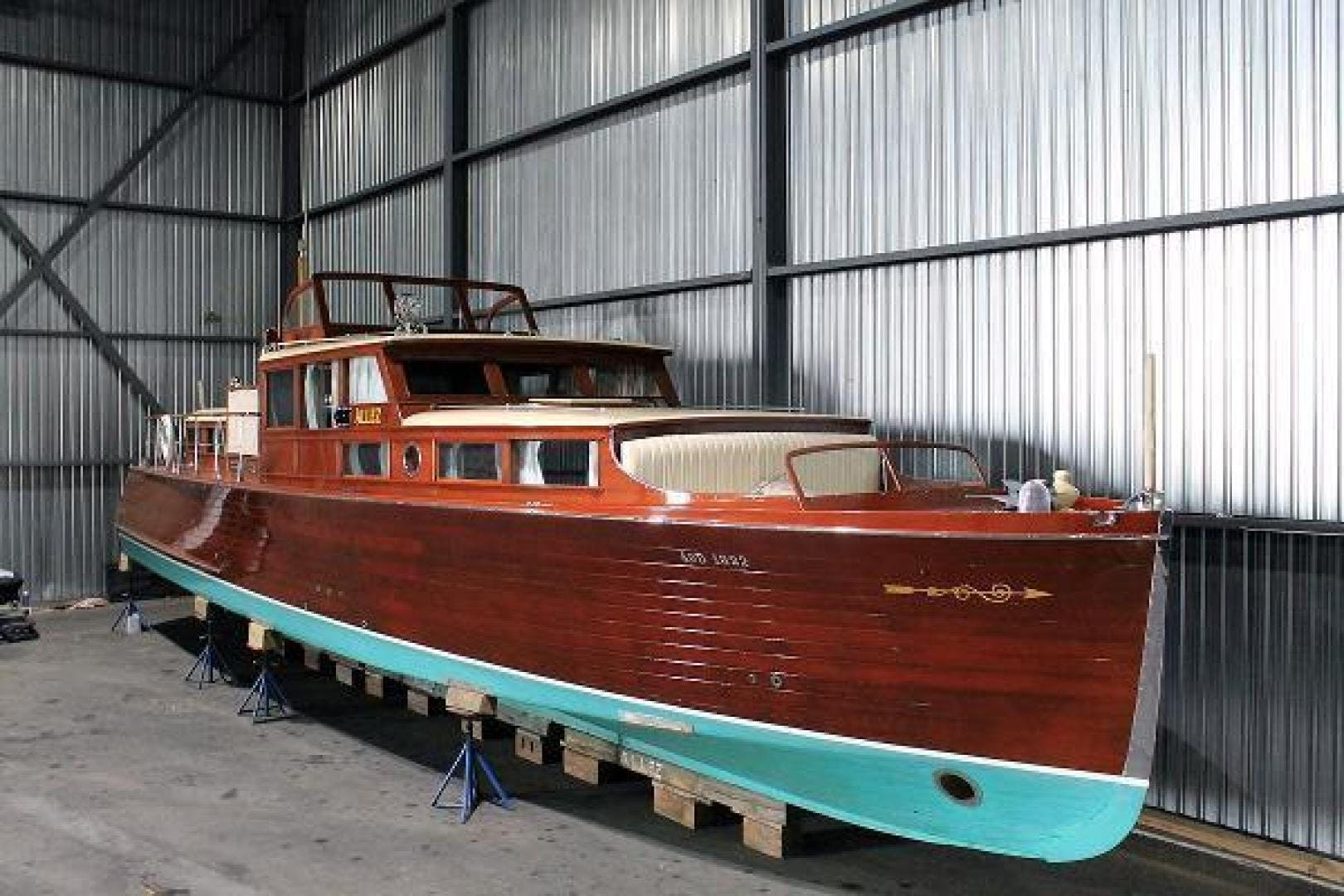 1930 Chris-Craft 48' Commuter ALLEZ | Picture 1 of 32