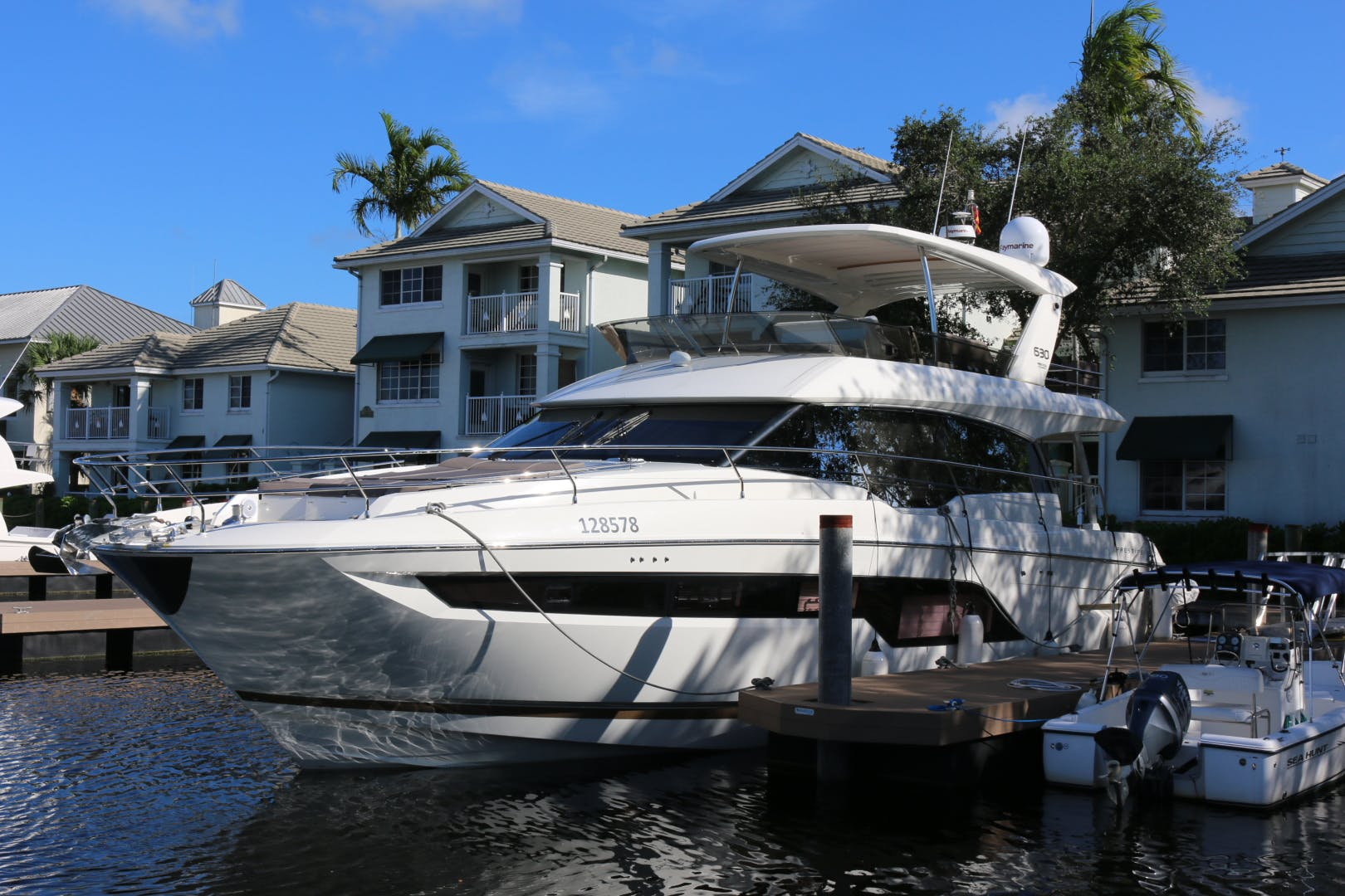2018 Prestige 63' 630 Over The Rainbow | Picture 1 of 97