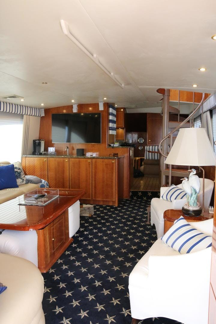2006 Ocean 65' Odyssey EL SEA | Picture 4 of 66