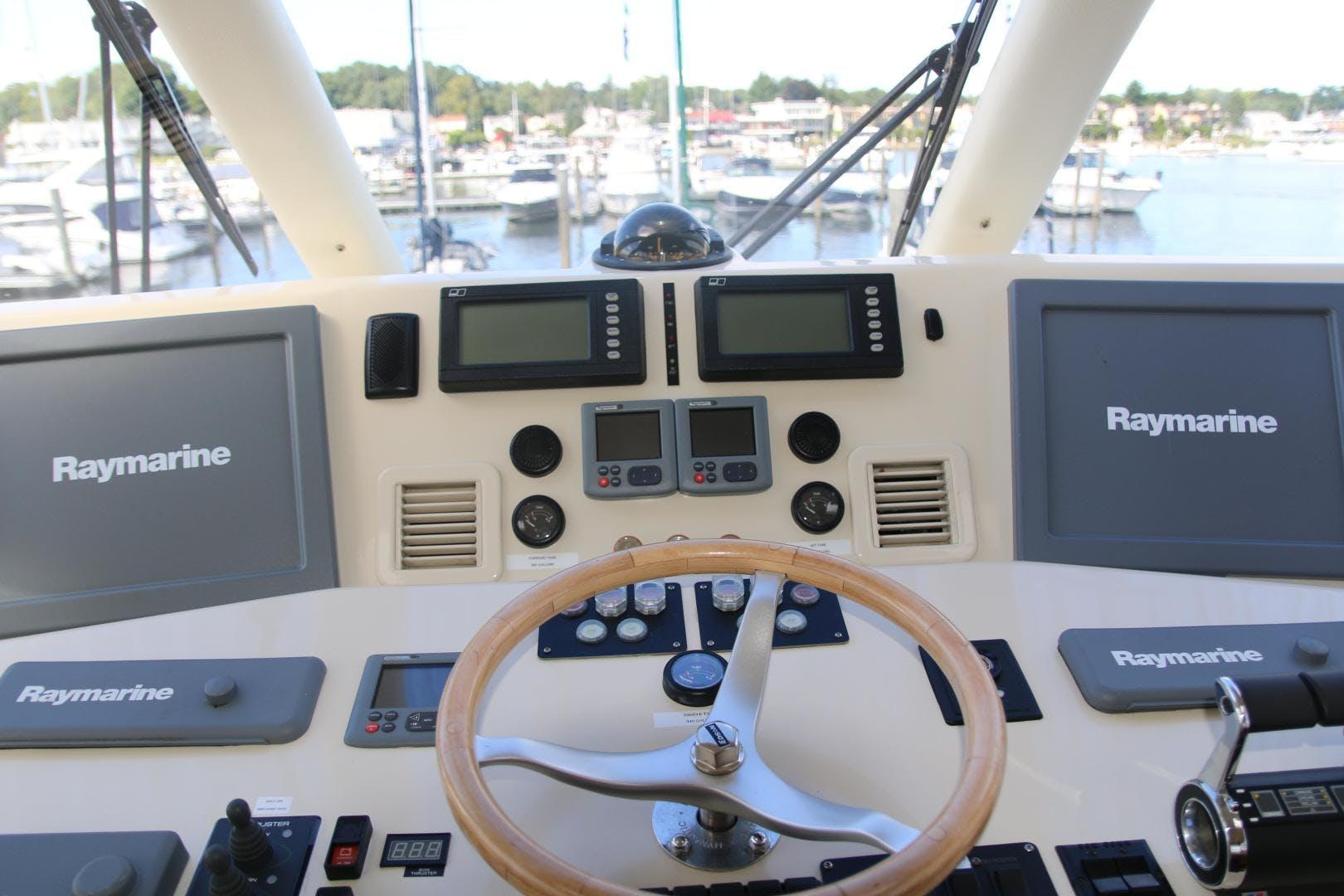 2006 Ocean 65' Odyssey EL SEA | Picture 7 of 66