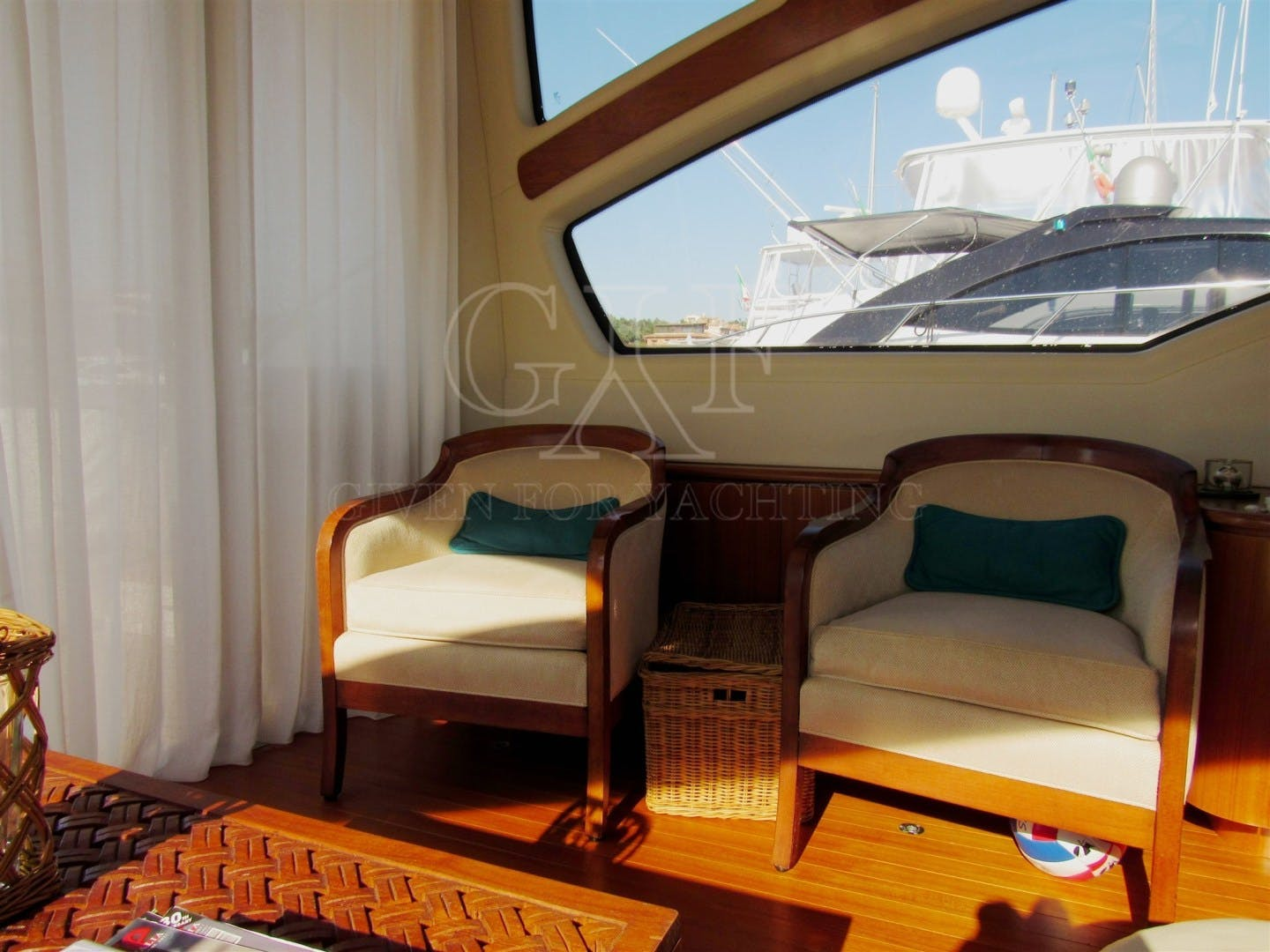 2008 Tiara Yachts 60' 5800 Sovran SLOWLY FOUR | Picture 2 of 24