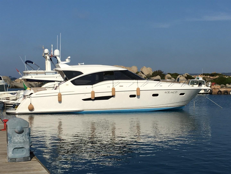 60' Tiara Yachts 2008 5800 Sovran SLOWLY FOUR