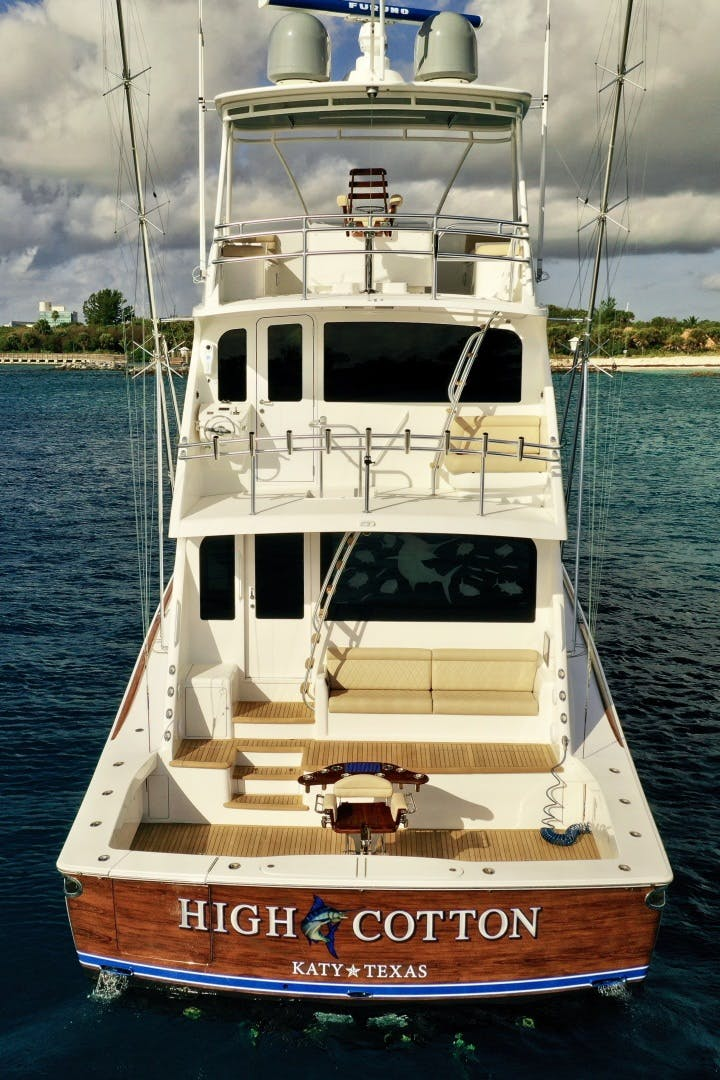 2010 Viking 76' 76 Convertible High Cotton   Picture 6 of 61