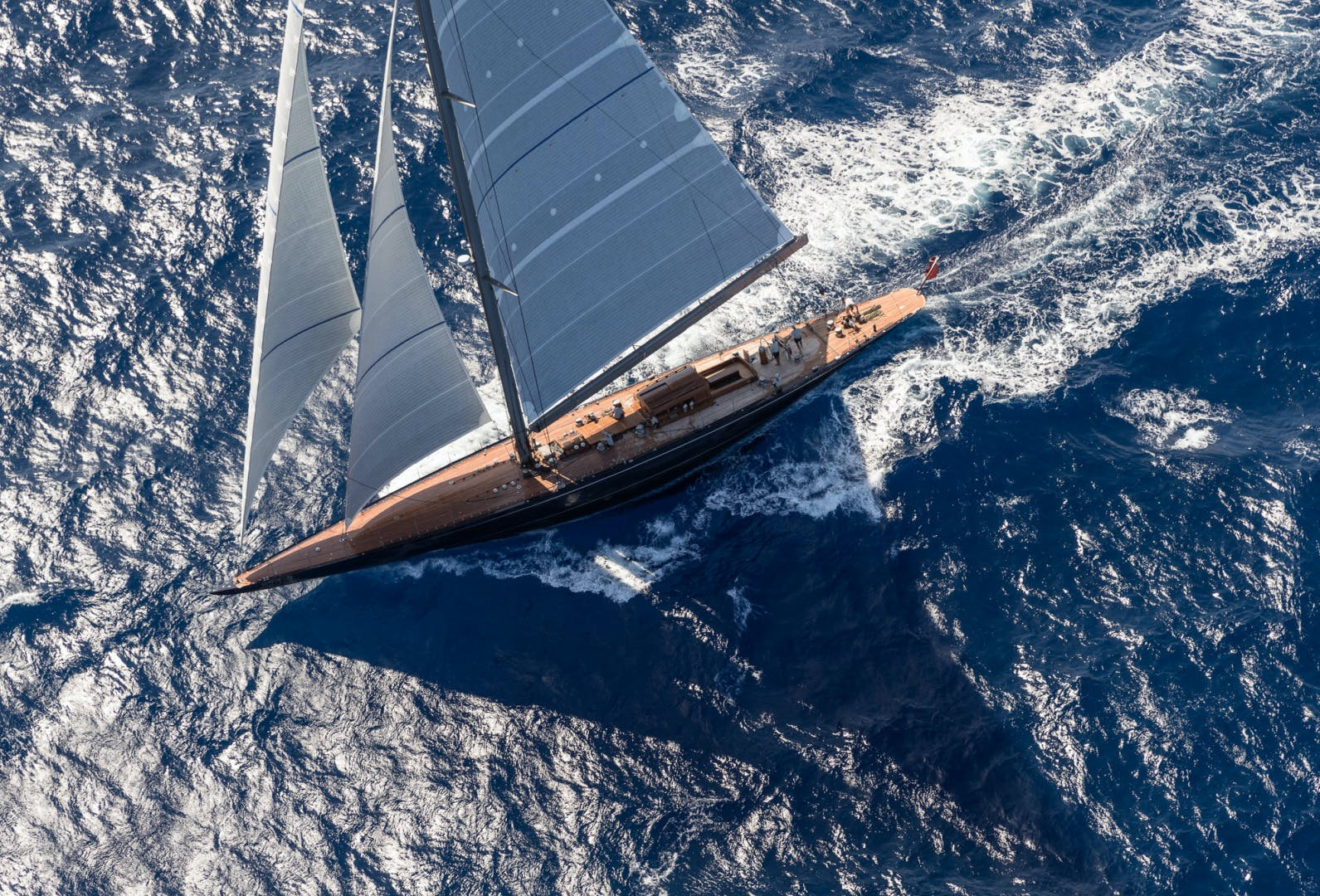 2012 Holland Jachtbouw 131' J Class RAINBOW | Picture 7 of 31