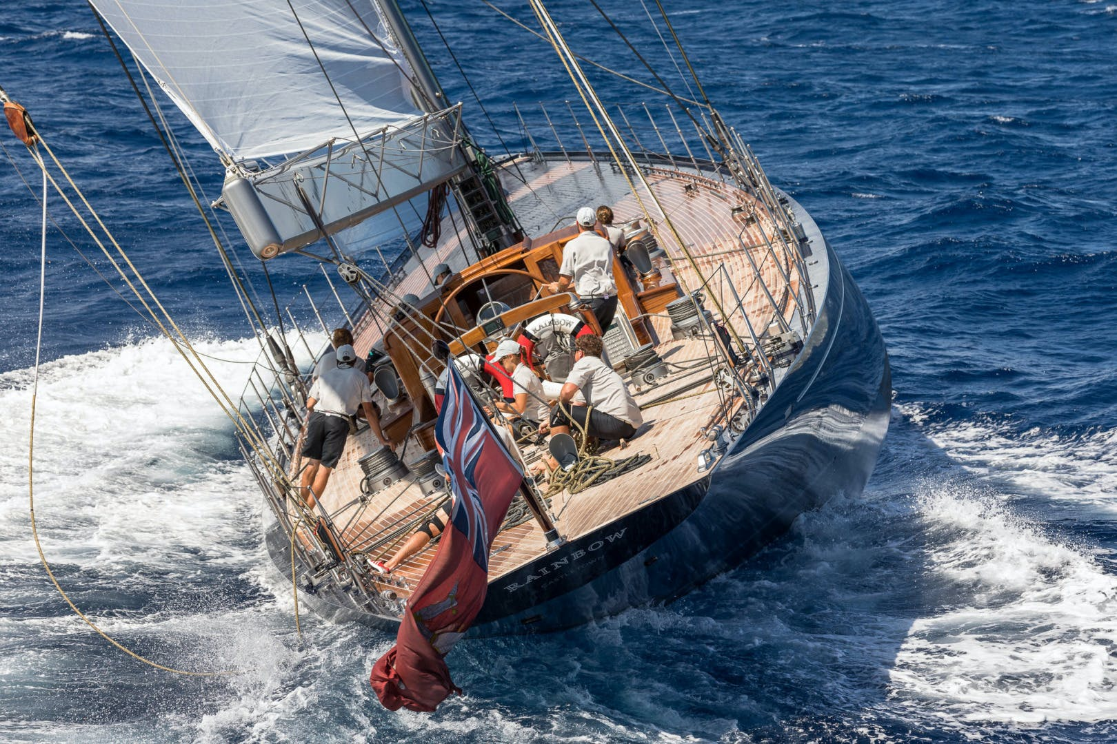 2012 Holland Jachtbouw 131' J Class RAINBOW | Picture 3 of 31