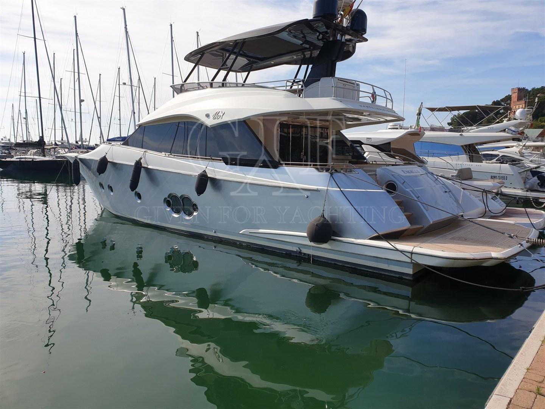 """2016 Monte Carlo 65' MCY 65 """"EXCALIBUR"""""""