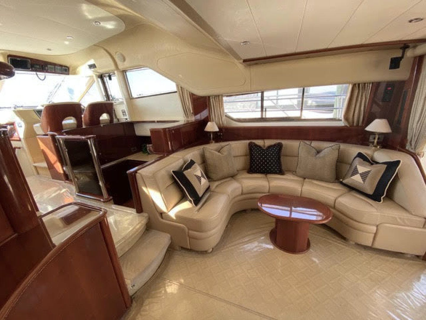 2000 Viking Princess 60' Sport Cruiser Amenities | Picture 6 of 35