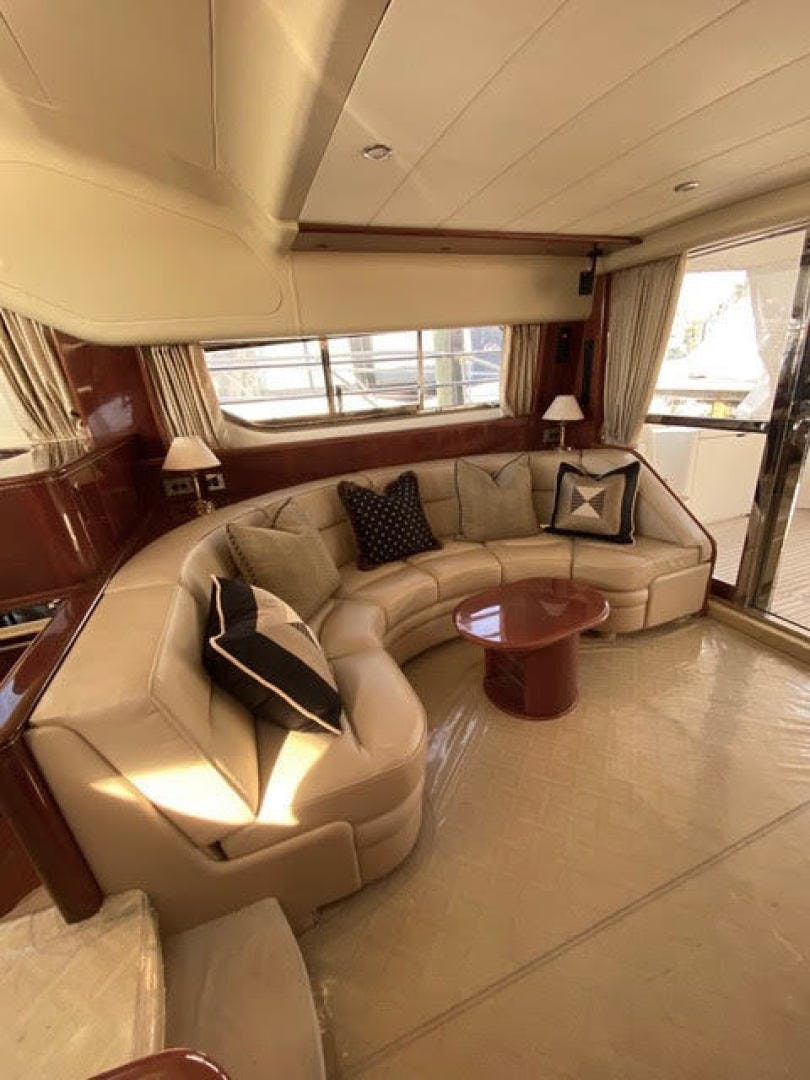 2000 Viking Princess 60' Sport Cruiser Amenities | Picture 5 of 35