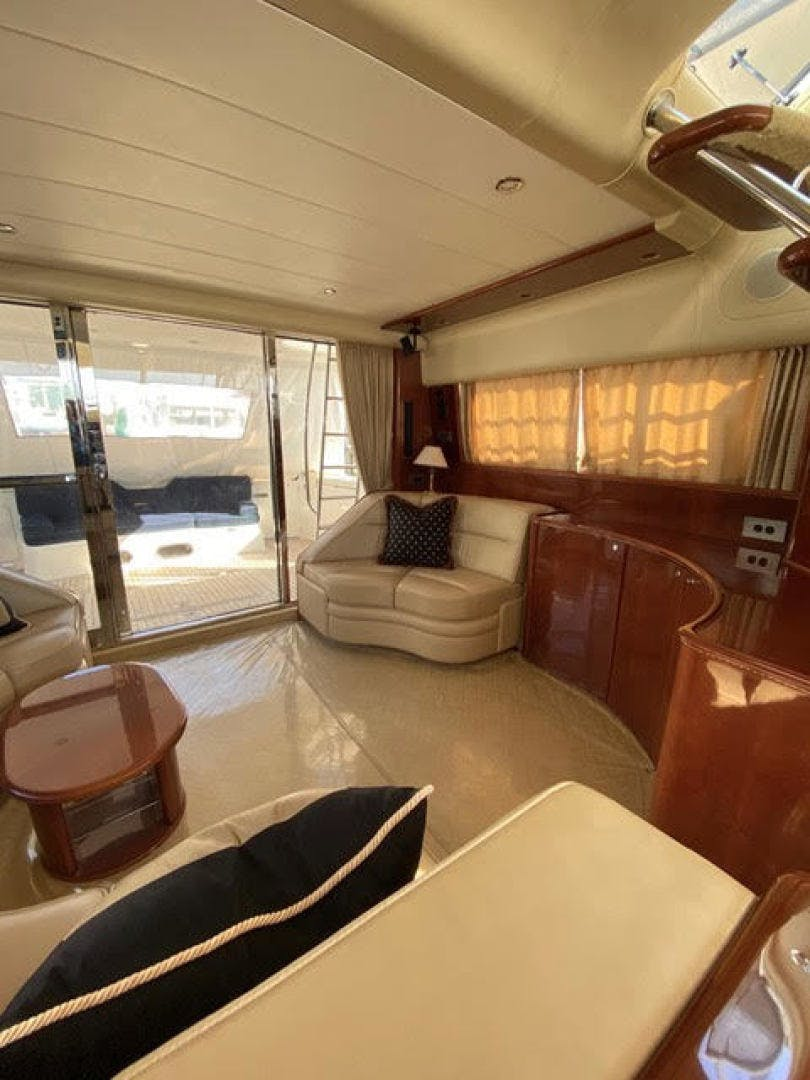 2000 Viking Princess 60' Sport Cruiser Amenities | Picture 7 of 35