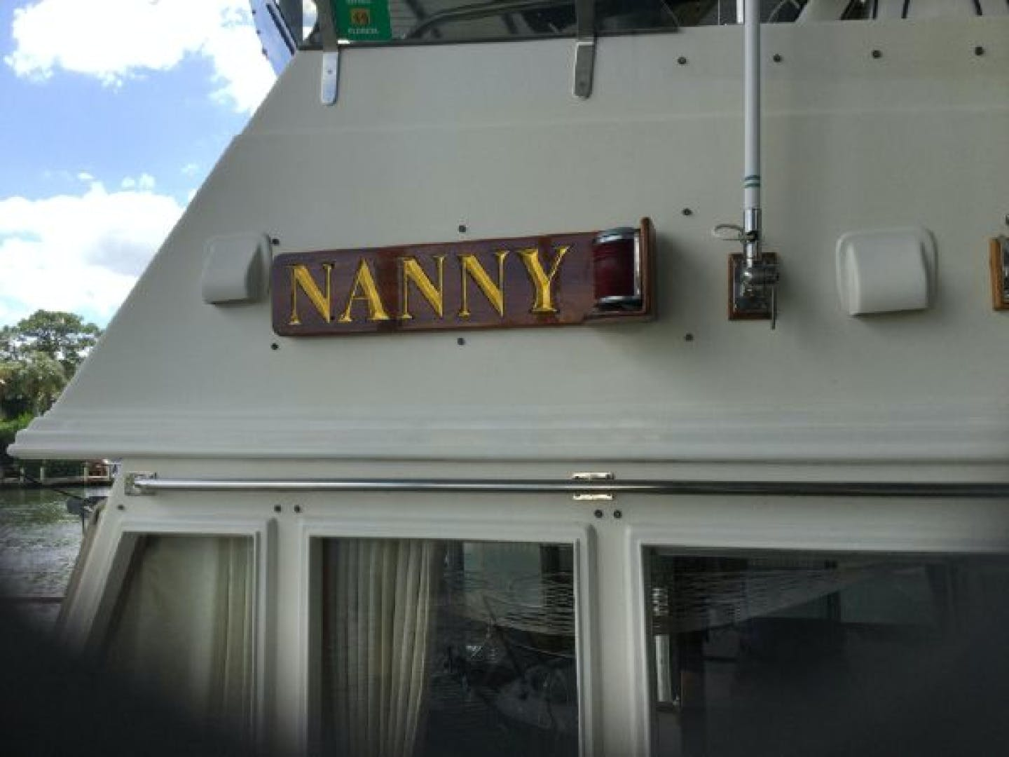 1991 Grand Banks 36' Classic Nanny | Picture 1 of 65