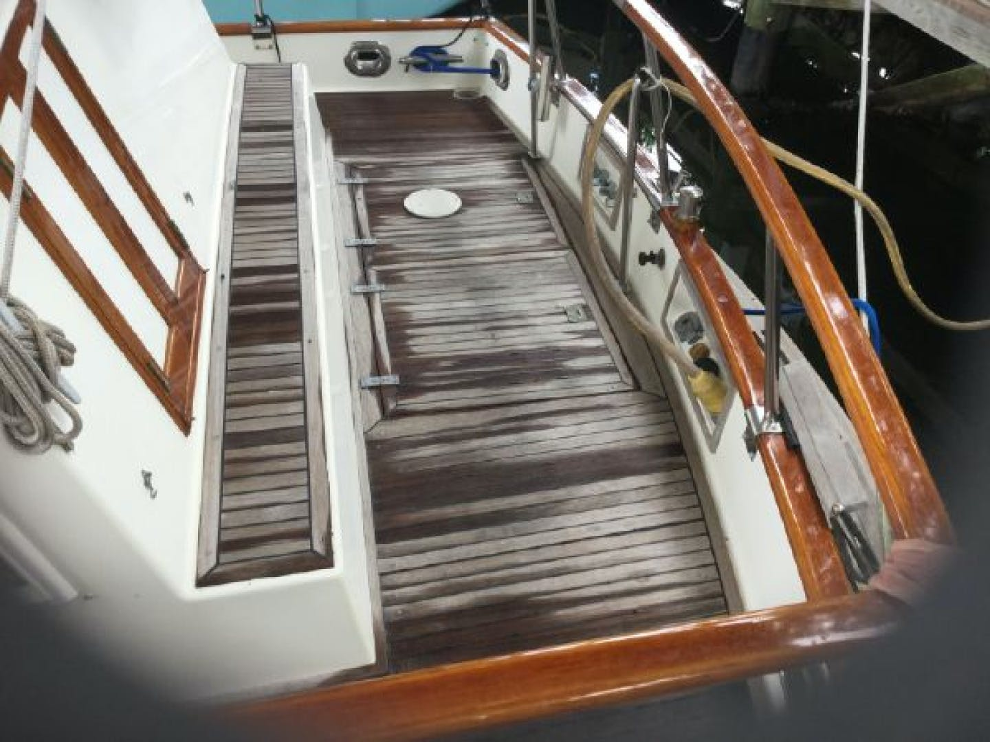 1991 Grand Banks 36' Classic Nanny | Picture 6 of 65