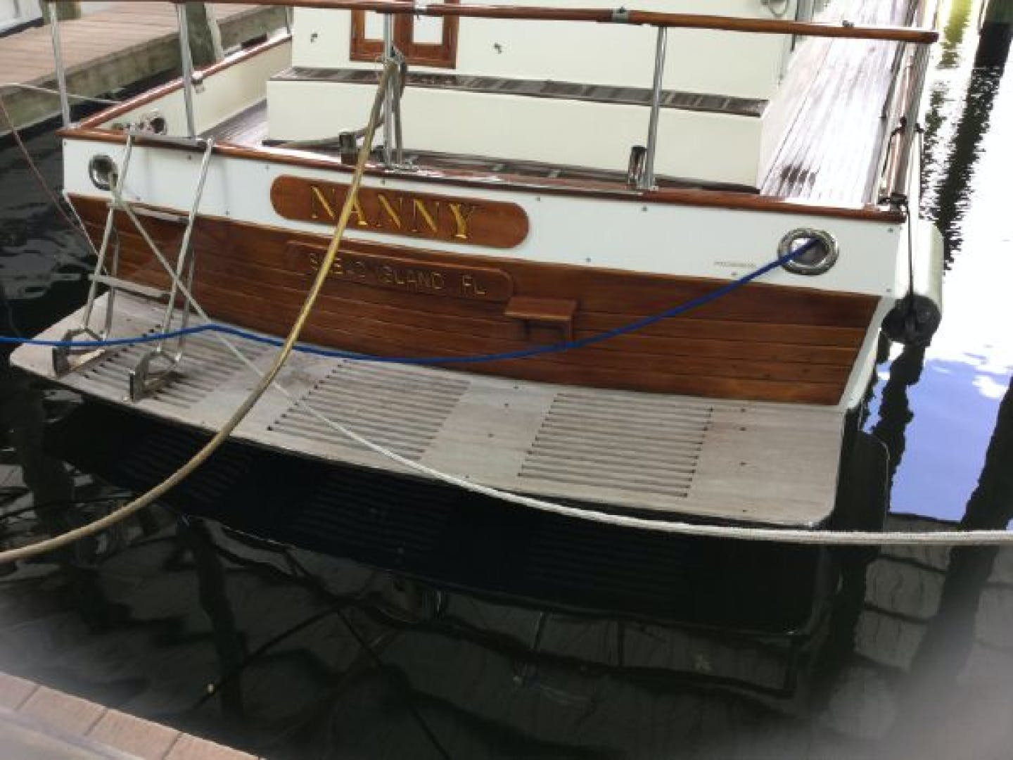 1991 Grand Banks 36' Classic Nanny | Picture 4 of 65