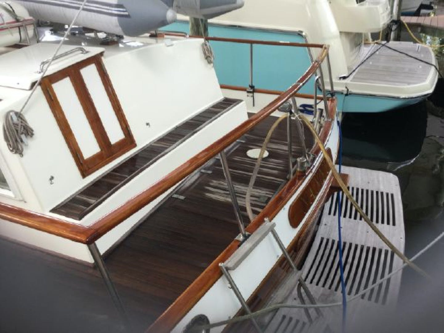 1991 Grand Banks 36' Classic Nanny | Picture 5 of 65