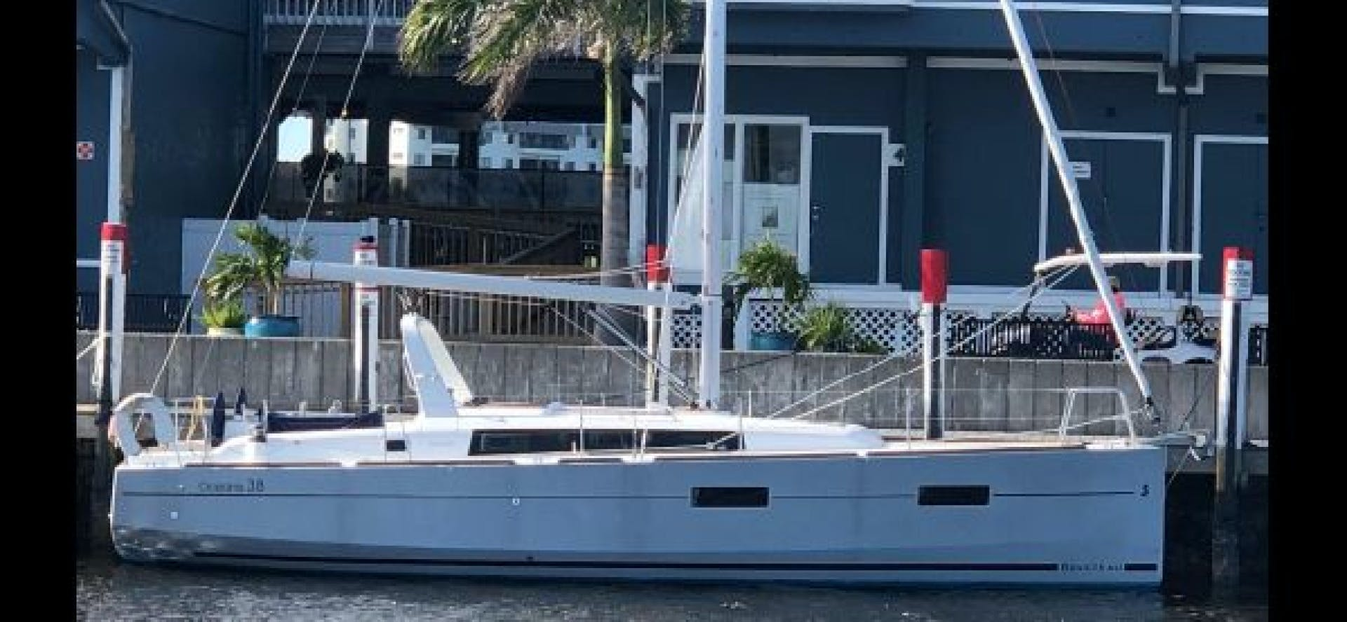 2015 Beneteau 38' Oceanis 38 SCONNIE2  | Picture 1 of 74