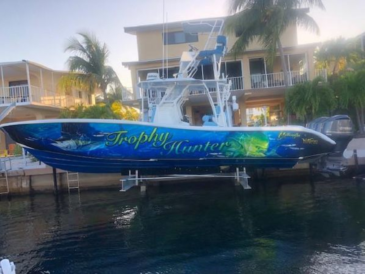 36' Yellowfin 2018 36 CC Offshore