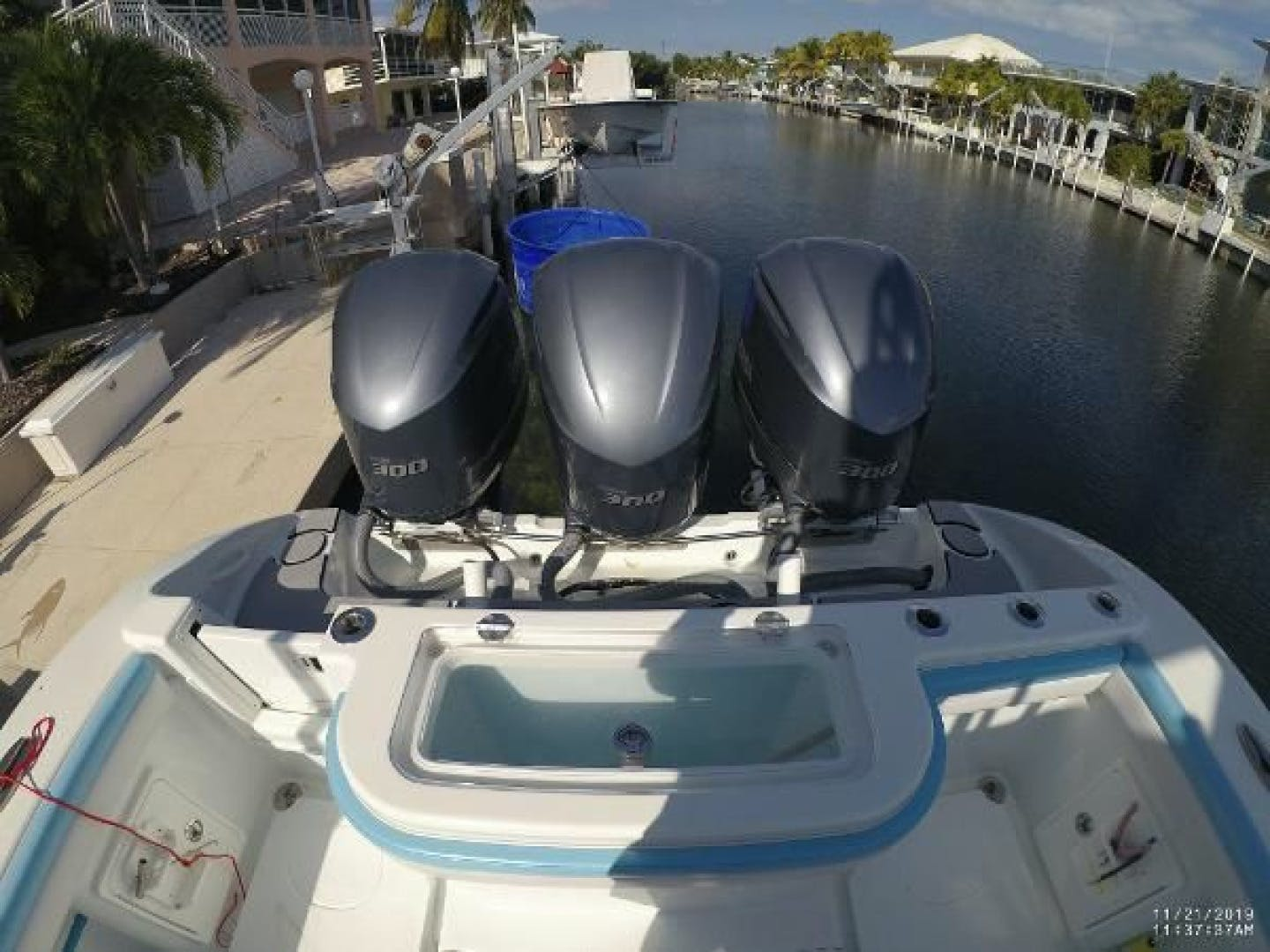 2018 Yellowfin 36' 36 CC Offshore  | Picture 5 of 18
