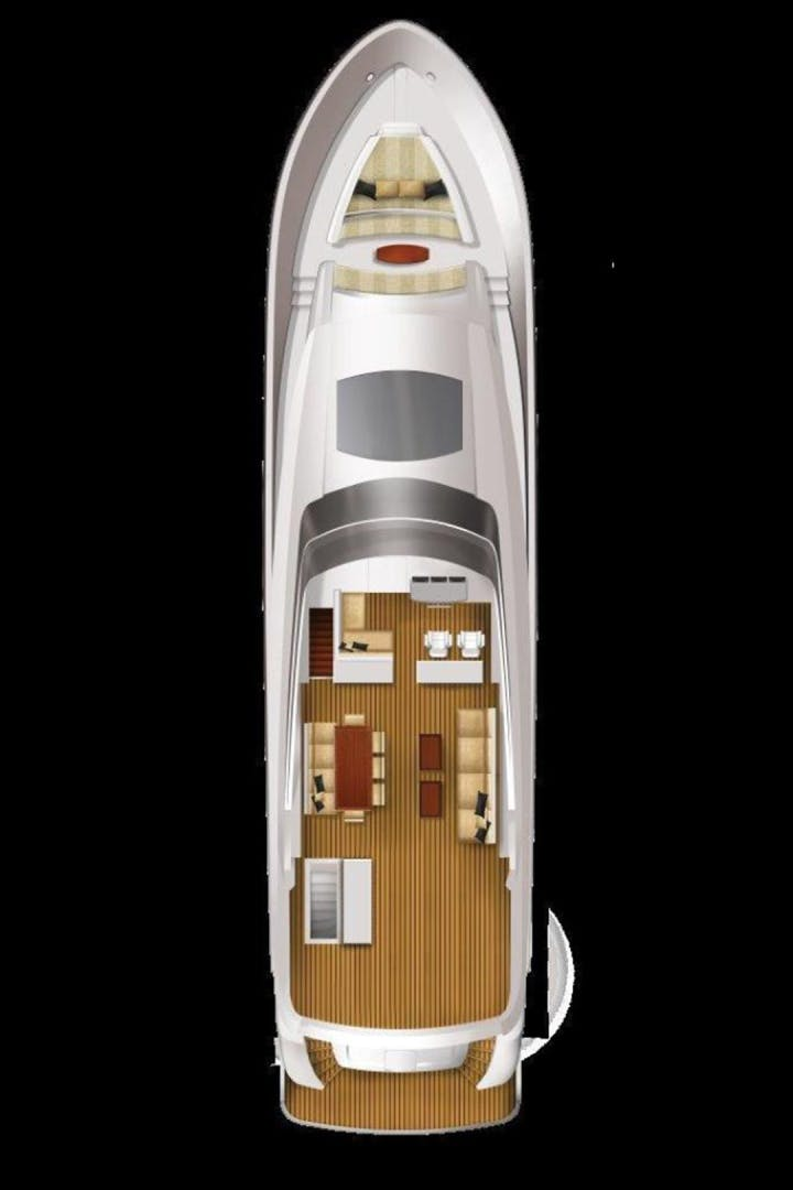 2021 Hatteras 90' M90 M90 PANACERA | Picture 3 of 11