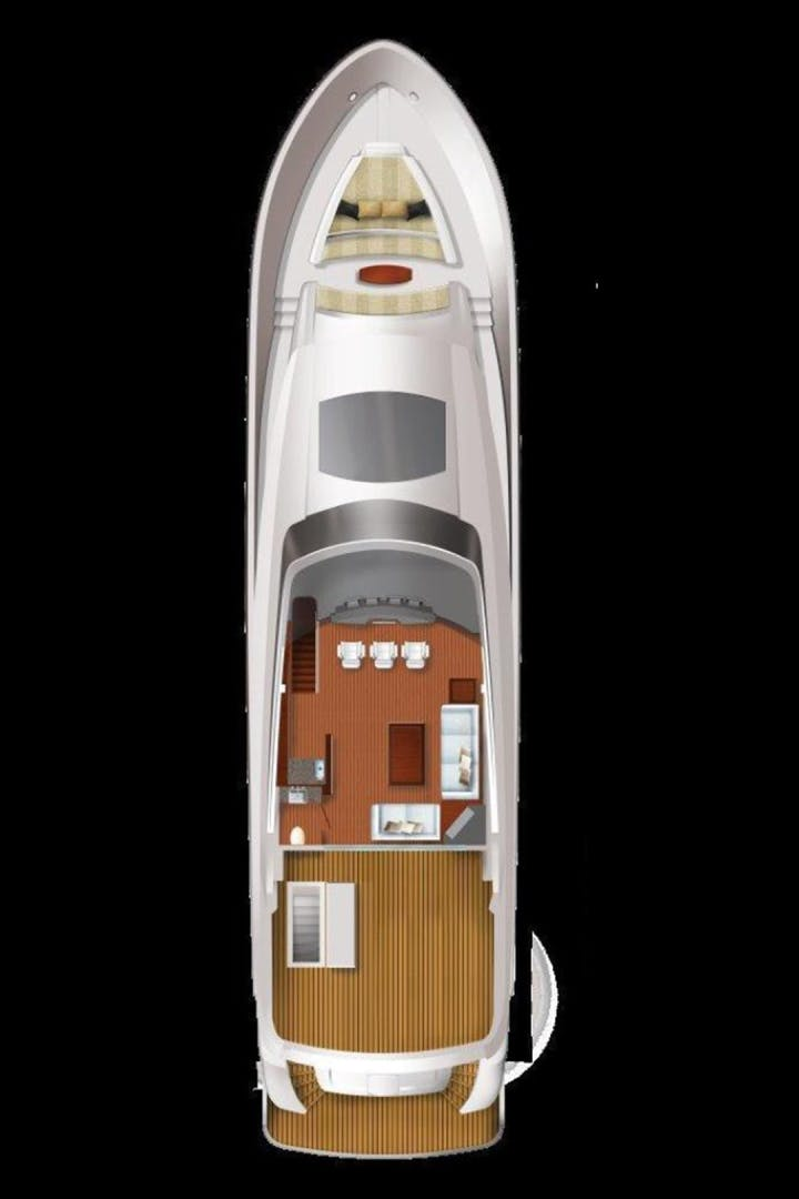2022 Hatteras 90' M90 M90 PANACERA | Picture 2 of 11